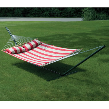 The Only Heated Hammock.