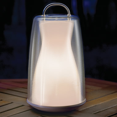 The Cordless Patio Lantern.