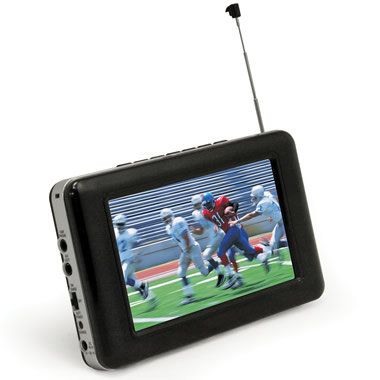 The Best Portable Pocket Digital Television