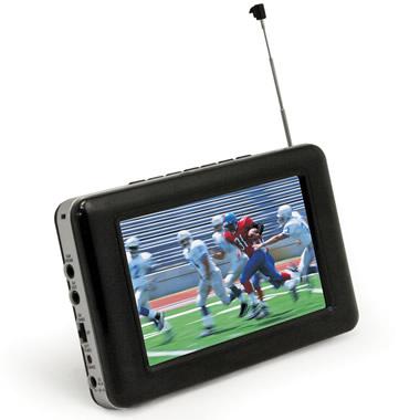 The Shirtpocket Digital Television.