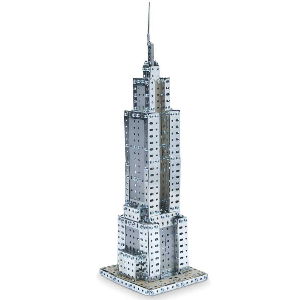 The Empire State Building Erector Set