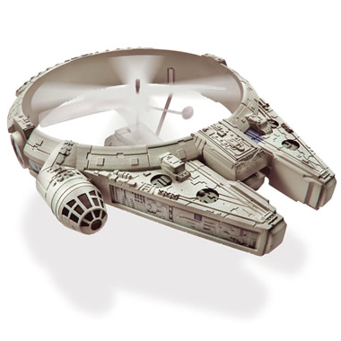 The Only Remote Controlled Millennium Falcon