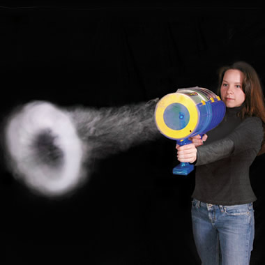 The Fog Ring Launcher.