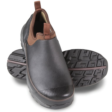 The Cold Defying Waterproof Shoe.