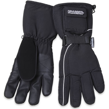The Battery Powered Hand Warming Gloves