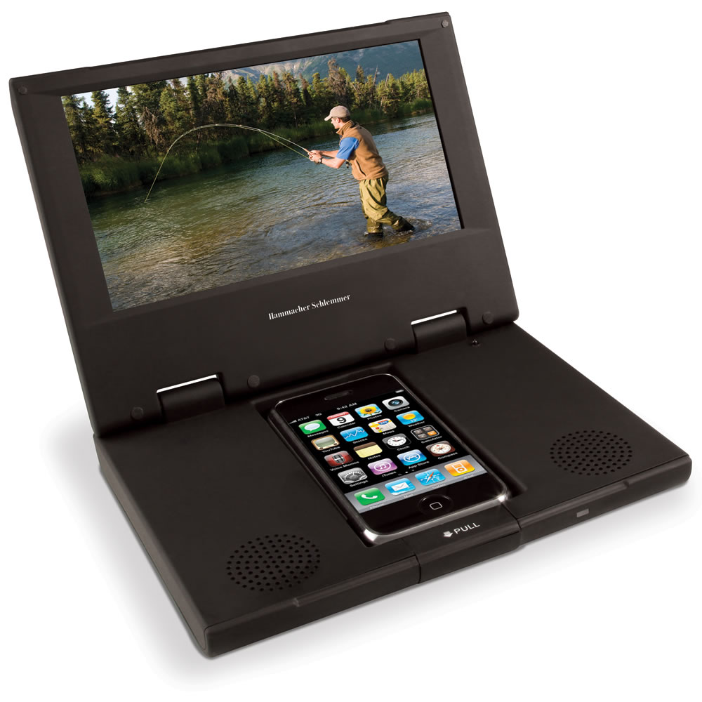 The Iphone Screen Enlarger Hammacher Schlemmer