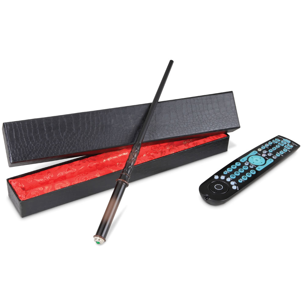 The Magic Wand Remote Control Hammacher Schlemmer