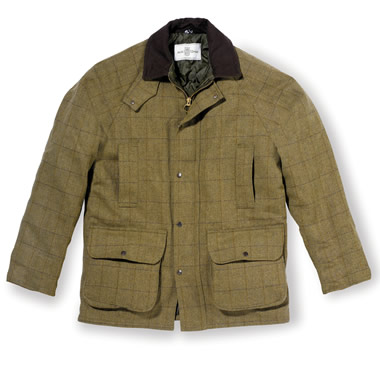 The English Country Gentleman's Jacket.