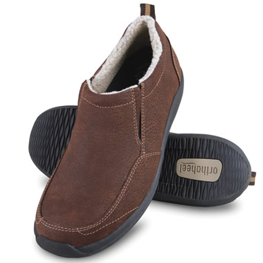 The Gentleman's Plantar Fasciitis Slip On Shoe