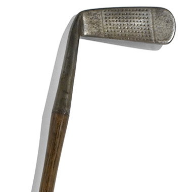 The Genuine Scottish Hickory Putter