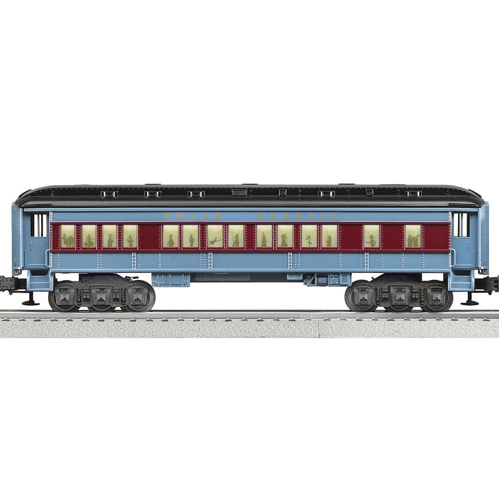 The Polar Express Train Hammacher Schlemmer