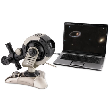 The Computer Display Telescope.