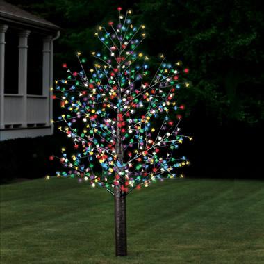 The 720 LED Blossom Tree.