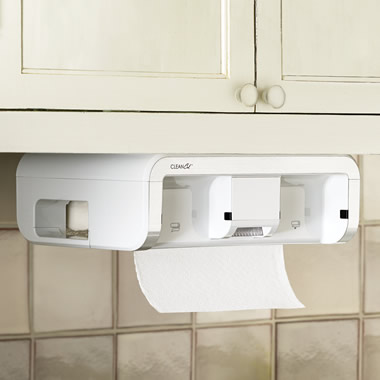 The Touchless Paper Towel Dispenser