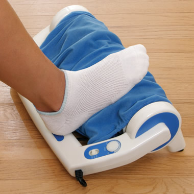 The Kneading Foot Massager