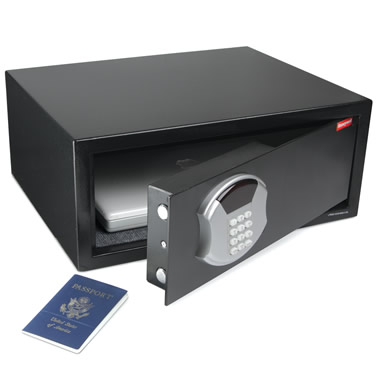 The Digital Combination Lock Hotel Safe.