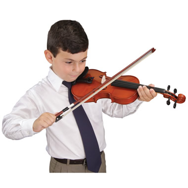The Children's Learn To Play Violin.
