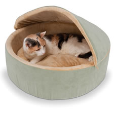 The Warming Cat Bed