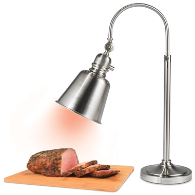 The Buffet Food Warming Lamp.
