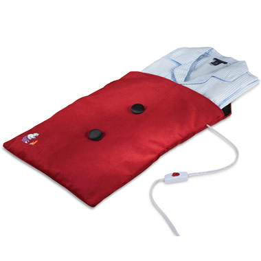 The Pajamas Warming Pouch - Shown closed