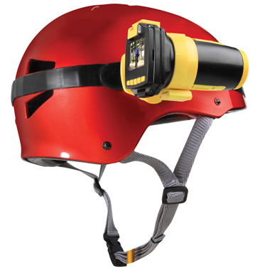 The HD Action Sports Hands-Free Camcorder