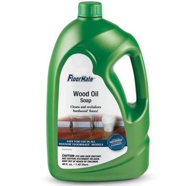 Wood Oil Soap.