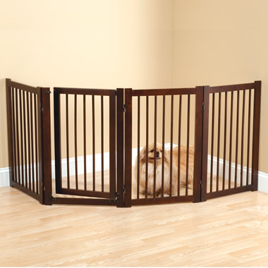 The Automatic Closure Pet Gate.
