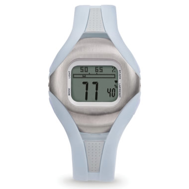 The Heart Rate Pedometer Watch
