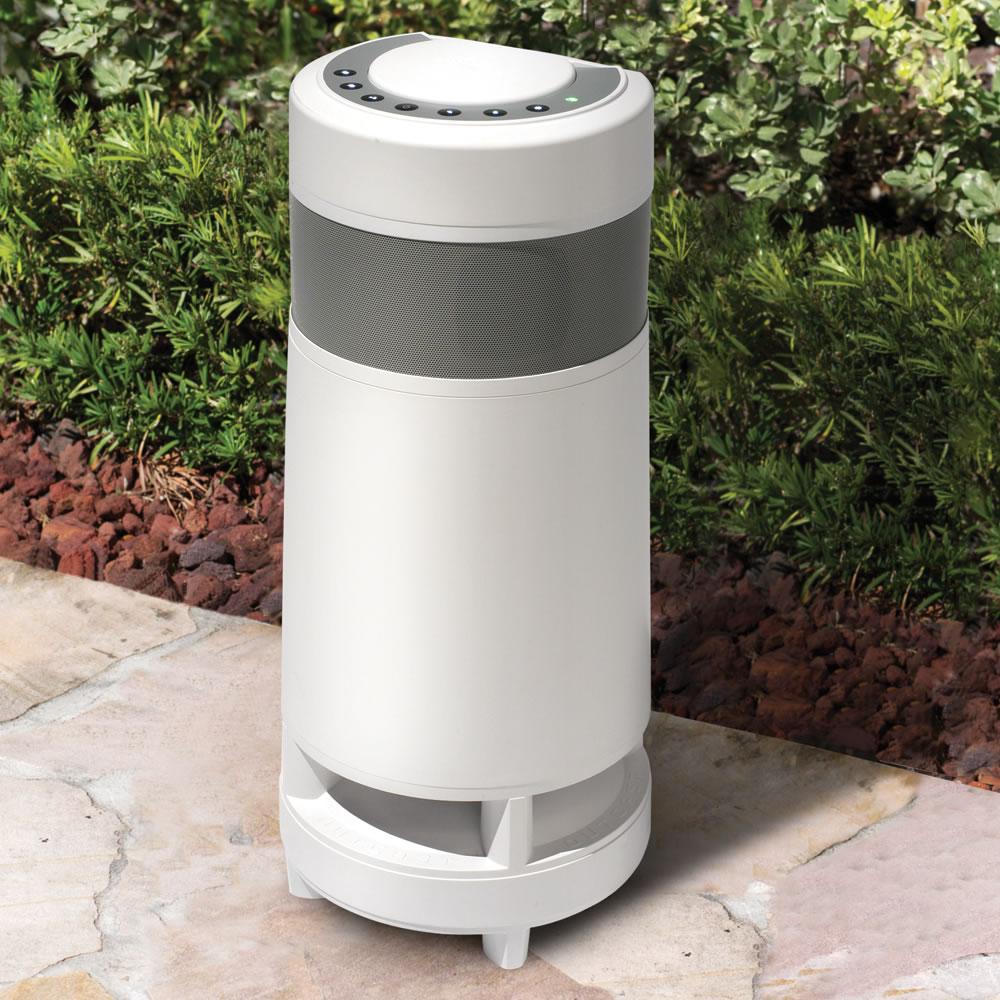 wireless backyard speakers outdoor goods