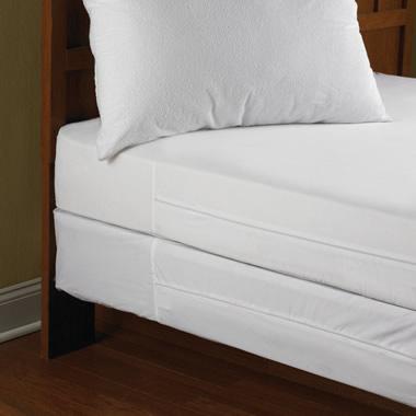 The Bed Bug Impenetrable Mattress Encasements.