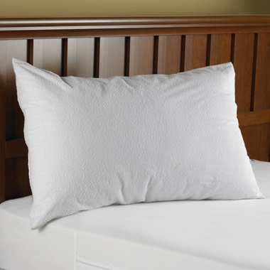 The Bed Bug Impenetrable Pillow Encasements (Standard).