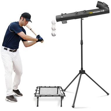 The Mauer Batting Trainer.