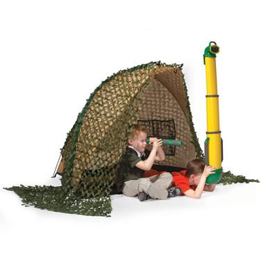 The Children's Backyard Safari.