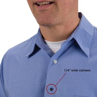 The Buttonhole Camera.
