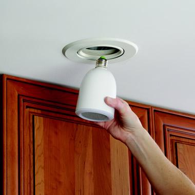The Audio Light Bulb