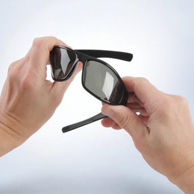 The Uncrushable Sunglasses