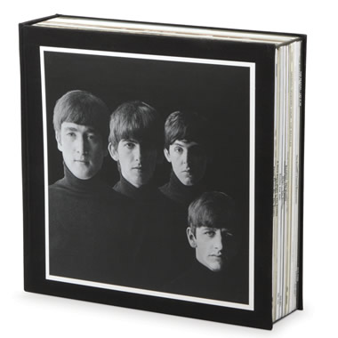 The Beatles Collection Organizer.