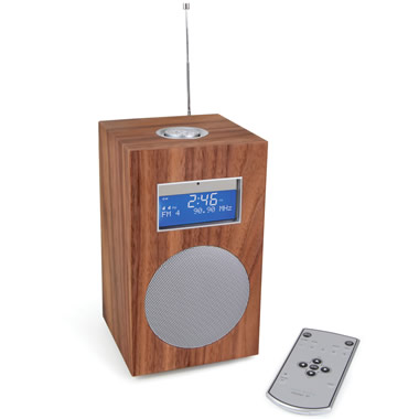 The Dynamic Sound Radio Clock.