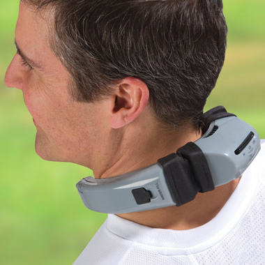 The Personal Cooling Collar.