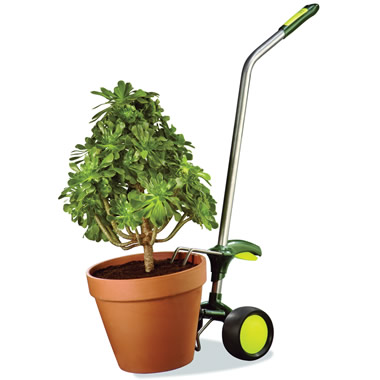 The Potted Plant Hand Truck
