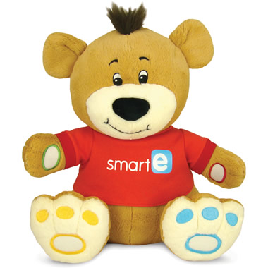 The Customizable Interactive Plush Teddy Bear.