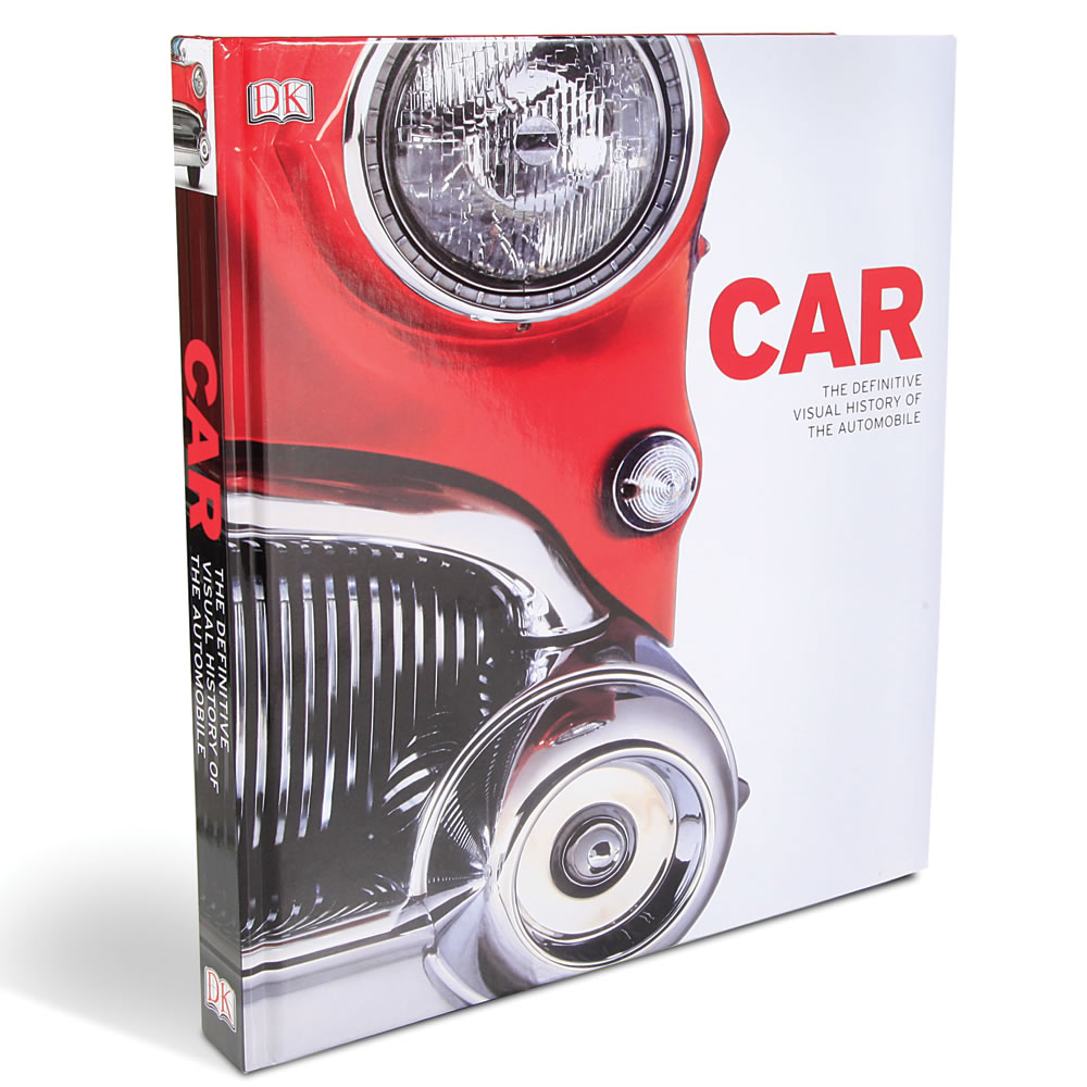 The Definitive Visual History Of The Automobile - Hammacher Schlemmer
