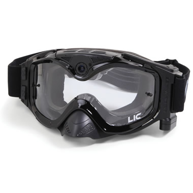 The Extreme Sports Video Goggles.