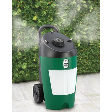 The Cordless Backyard Mosquito Mister.