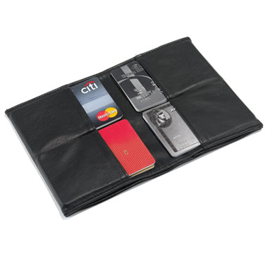 The Thinnest 20 Card Wallet