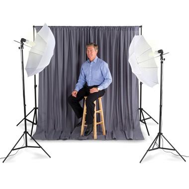 The Portable Portrait Studio