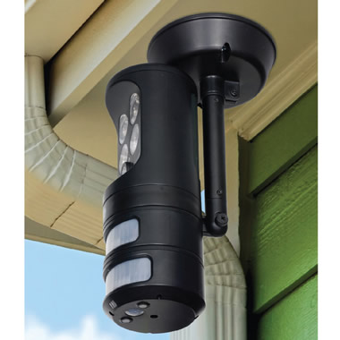 The Motion Tracking Security Light
