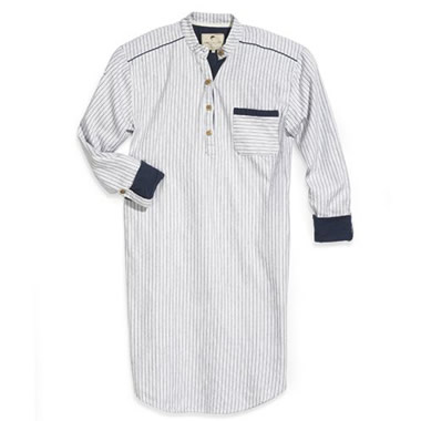 The Classic Irish Flannel Nightshirt