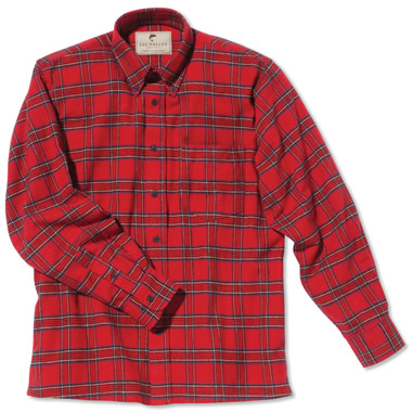 The Genuine Irish Flannel Shirt