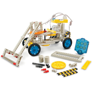 The Build Your Own RC Machine Kit.